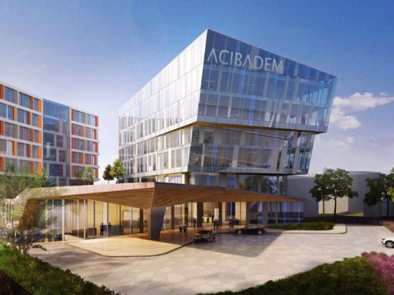 İstanbul Acıbadem Altunizade Hospital Power Management Scada System