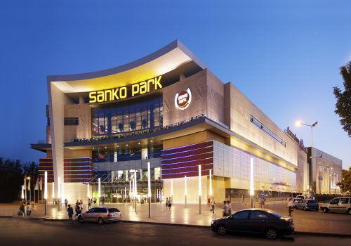 Sankopark Optimum Shopping Center